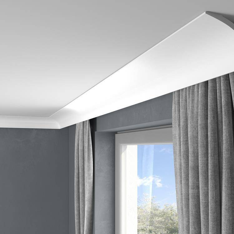 Listwa karniszowa MARDOM DECOR QL011 LightGuard