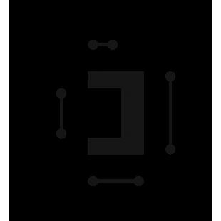 Listwa przypodłogowa/ profil ścienny/ listwa oświetleniowa ORAC DECOR CX190
