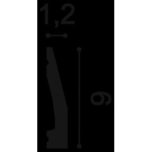 Profil wielofunkcyjny ORAC DECOR SX159