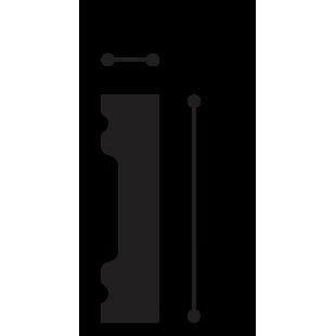Profil wielofunkcyjny ORAC DECOR SX162