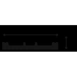 Profil wielofunkcyjny ORAC DECOR SX163