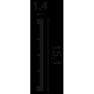 Profil wielofunkcyjny ORAC DECOR SX168
