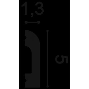 Profil wielofunkcyjny flex ORAC DECOR SX182F