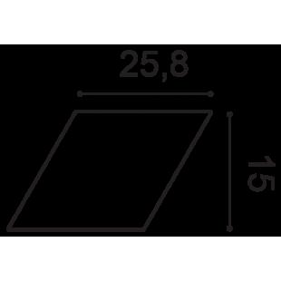Panel ścienny 3D ORAC DECOR W100