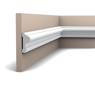 Profil ścienny flex ORAC DECOR P8020F