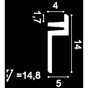 Listwa oświetleniowa ORAC DECOR C382 L3