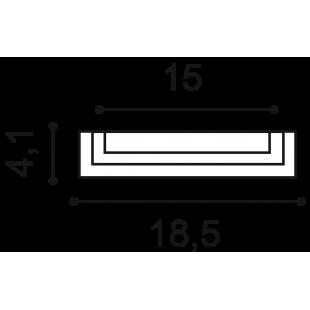 Cokół do pilastrów ORAC DECOR K202