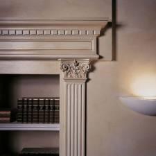 Pilastry i ornamenty