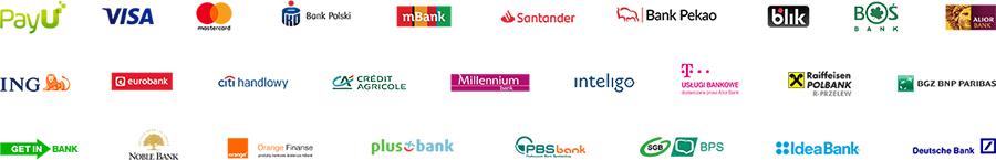 Szybkie metody płatności obsługuje PayU